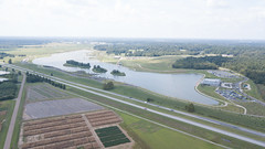 Above Shelby Farms