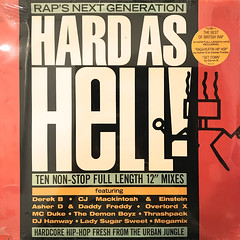 V.A.:HARD AS HEL! RAP'S NEXT GENERATION(JACKET A)