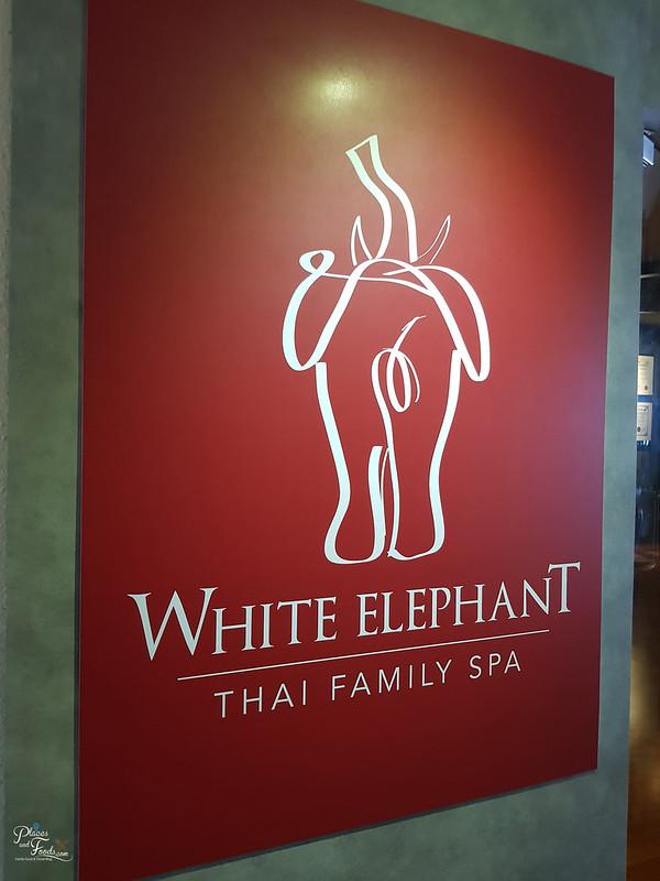 white elephant centerpoint