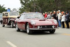 Ferrari 250 GT SWB Pininfarina Coupe Speciale 1962 4