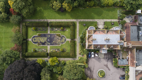 Horwood House Drone Photography-7