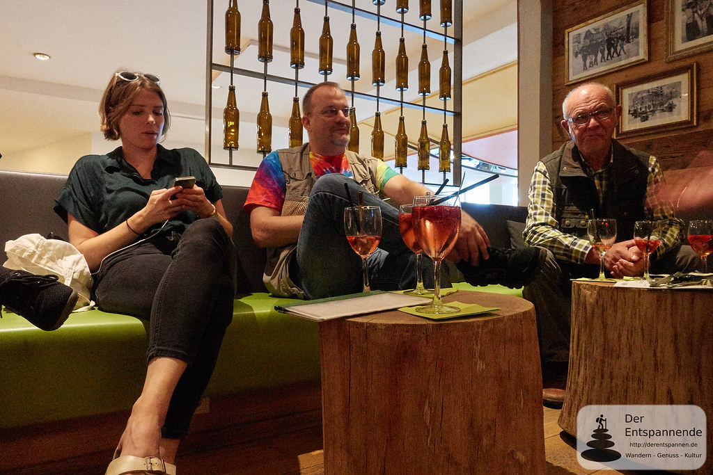 Get Together in der Thüringer Stube vom TREFF Hotel Panorama Oberhof