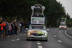 Wagen von RAGT-Semences - Tour de France 2017
