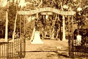 Confederate Stockade Cemetery