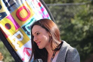 Moreland Mayor Helen Davidson launches renewables powered hydrogen fuel cell heavy vehicle fleet pilot program