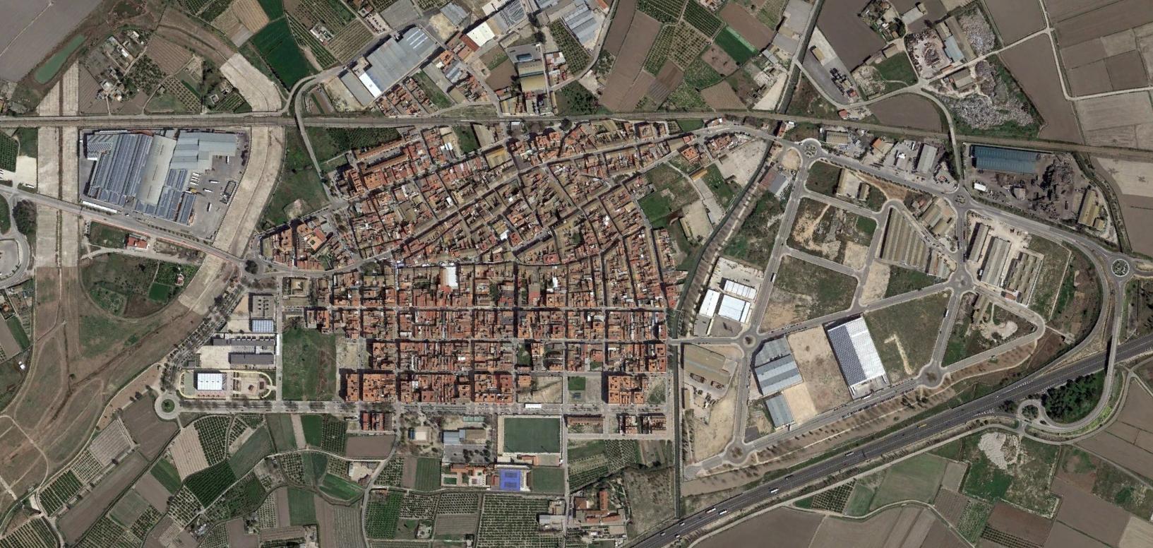 sollana, valencia, guttierrez, después, urbanismo, planeamiento, urbano, desastre, urbanístico, construcción, rotondas, carretera