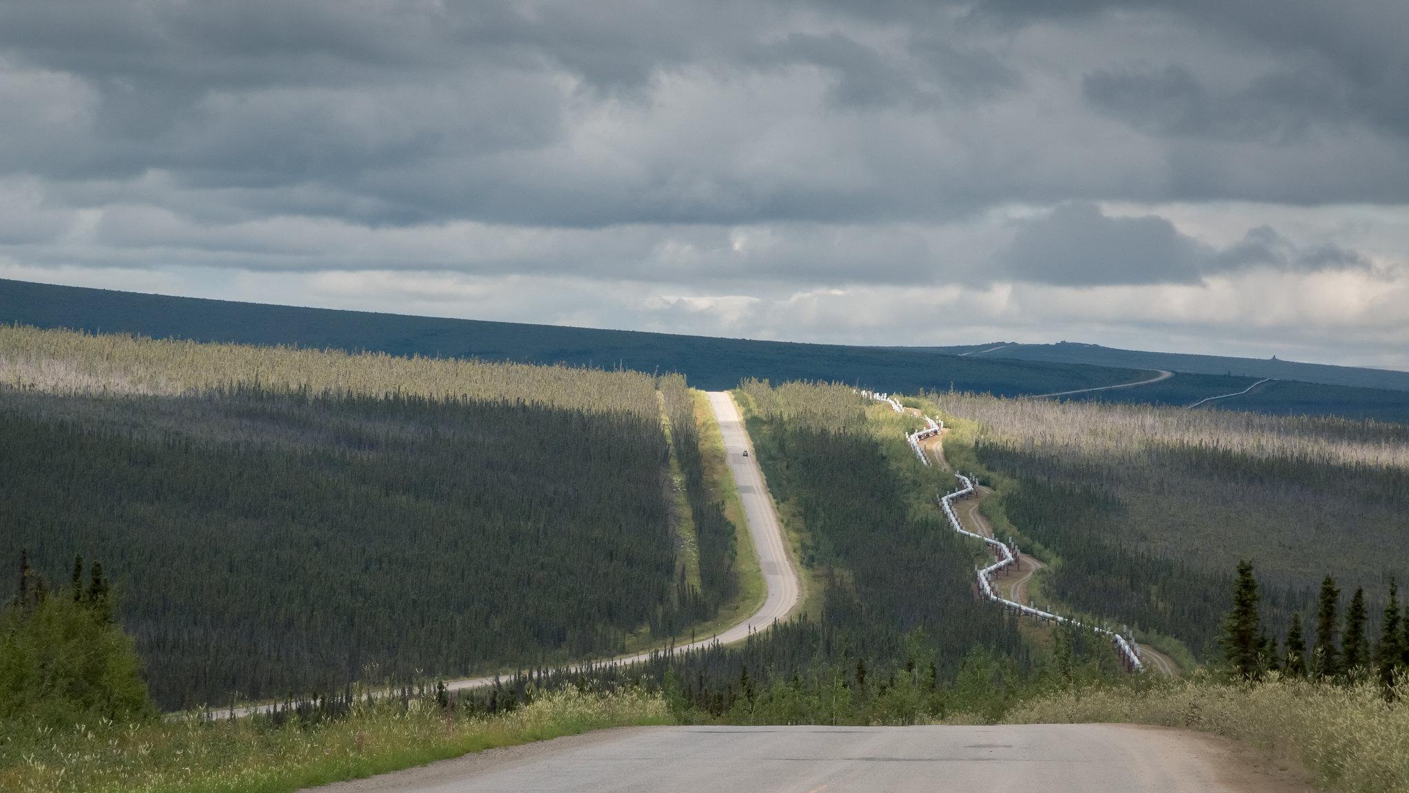 Dalton Highway - Alaska - [USA]