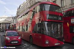 Wrightbus NRM NBFL - LTZ 1219 - LT219 - Clapton Pond 38 - Arriva - London 2017 - Steven Gray - IMG_6110