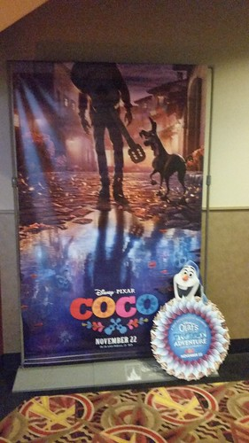 Coco Movie Standee