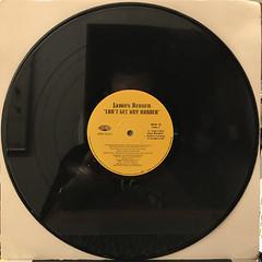 JAMES BROWN:CAN'T GET ANY HARDER(RECORD SIDE-C)