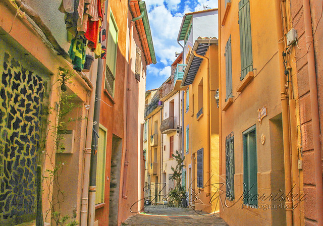 The Streets Of Collioure !