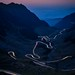 Transfagarasan sunset by go-Foto