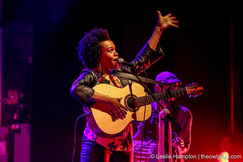 Meklit @ The UC Theatre, Berkeley 8/16/17