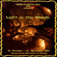 Light of the Wood Plakat A