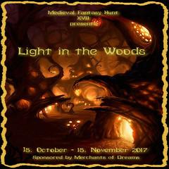 Light of the Wood Plakat A