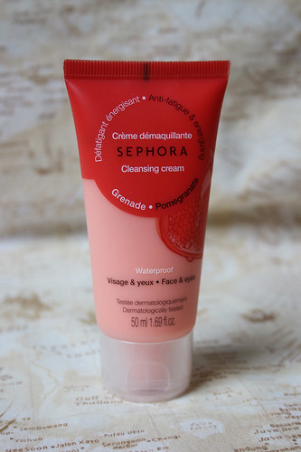 Sephora pomegranate cleanser