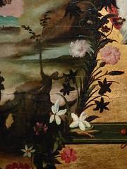 ALLORI Alessandro,1572 - Dossier de Lit avec Sc�nes Mythologiques et Grotesques, Le Rapt de Ganym�de, d'Apr�s MICHEL-ANGE (Florence) - Detail 59