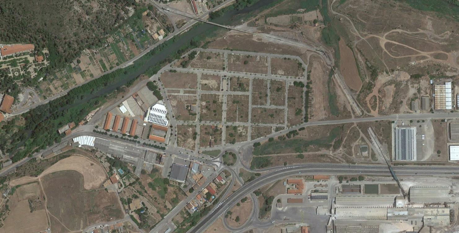 l'estació de sallen, barcelona, subsidencia ella me bate como haciendo subsidencia, después, urbanismo, planeamiento, urbano, desastre, urbanístico, construcción, rotondas, carretera