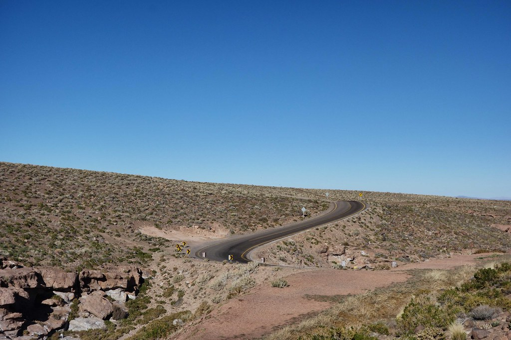 San Pedro Atacama - Piedras Rojas - Altiplano