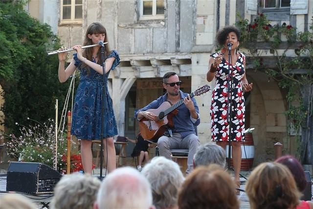 Concert de Atemoya à Labastide d'Armagnac
