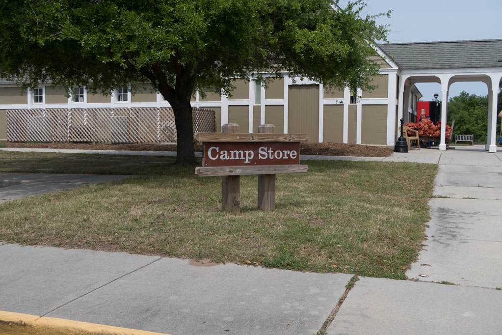 Camp Store at First Landing State Park