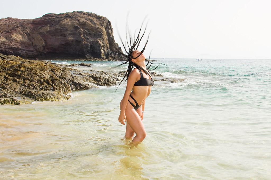 Model Model Photographer in Lanzarote