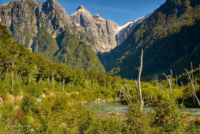 Rio Tranquilo - Valle Exploradores (Patagonia Chile)