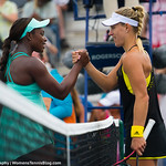 Sloane Stephens, Angelique Kerber