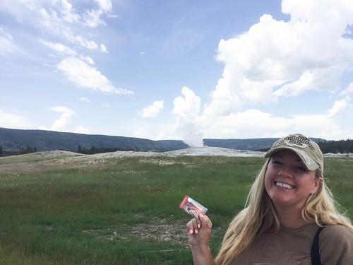 Yellowstone Visit