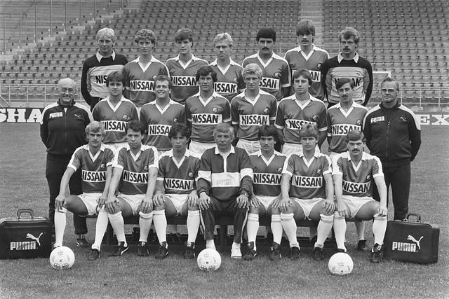 FC Utrecht (1984 - 1985)