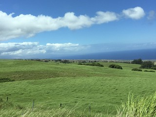 Green ,Hawaii