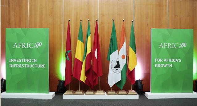 The Africa 50 Shareholders Meeting, Dakar, September 12 to 13, 2017