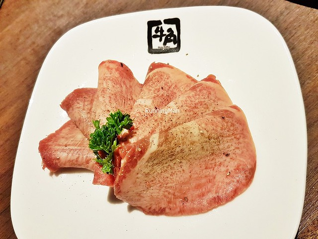 Raw Beef Tongue