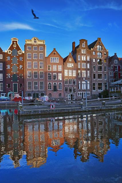 Amsterdam's twilight time. No, 3157.