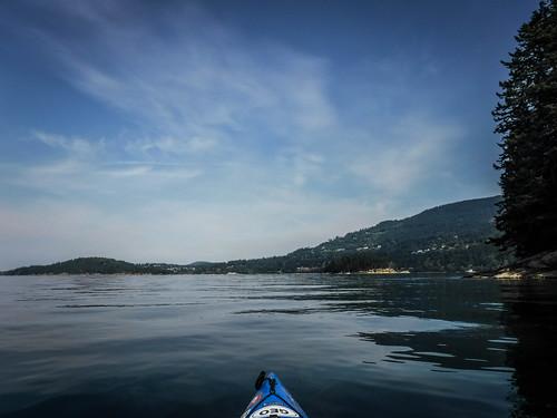 Kayaking Bellingham Bay-69