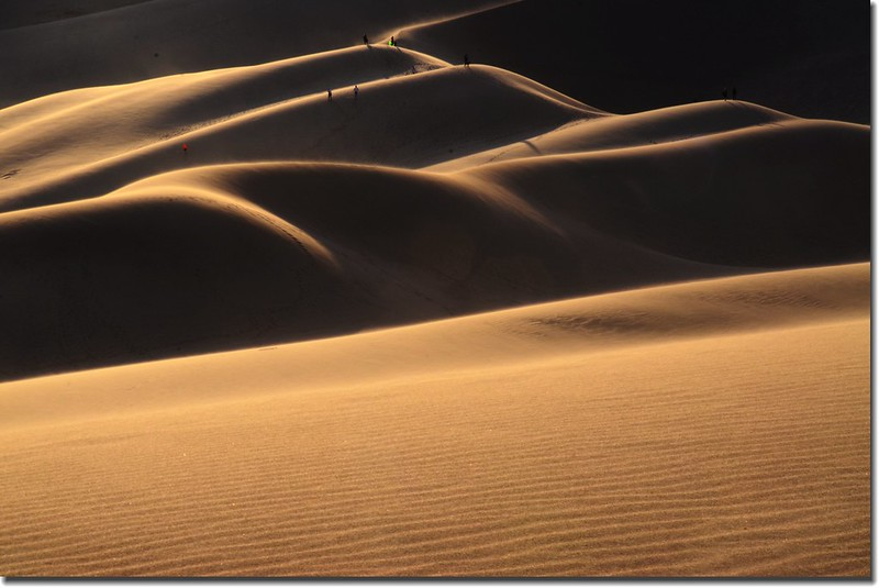 Dusk at Great Sand Dunes National Park  (15)