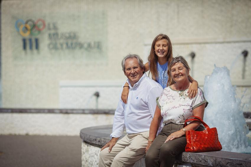 Con mis abuelitos, Litel Pipol... Semana 12 (Quinto Año)