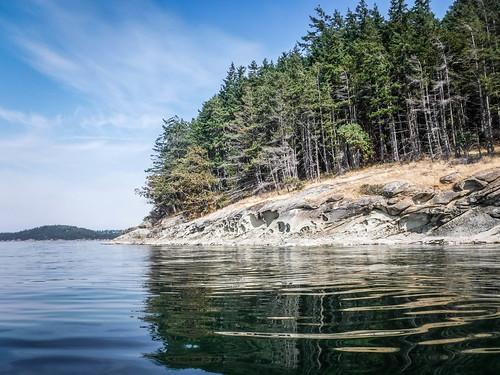 Kayaking Bellingham Bay-68
