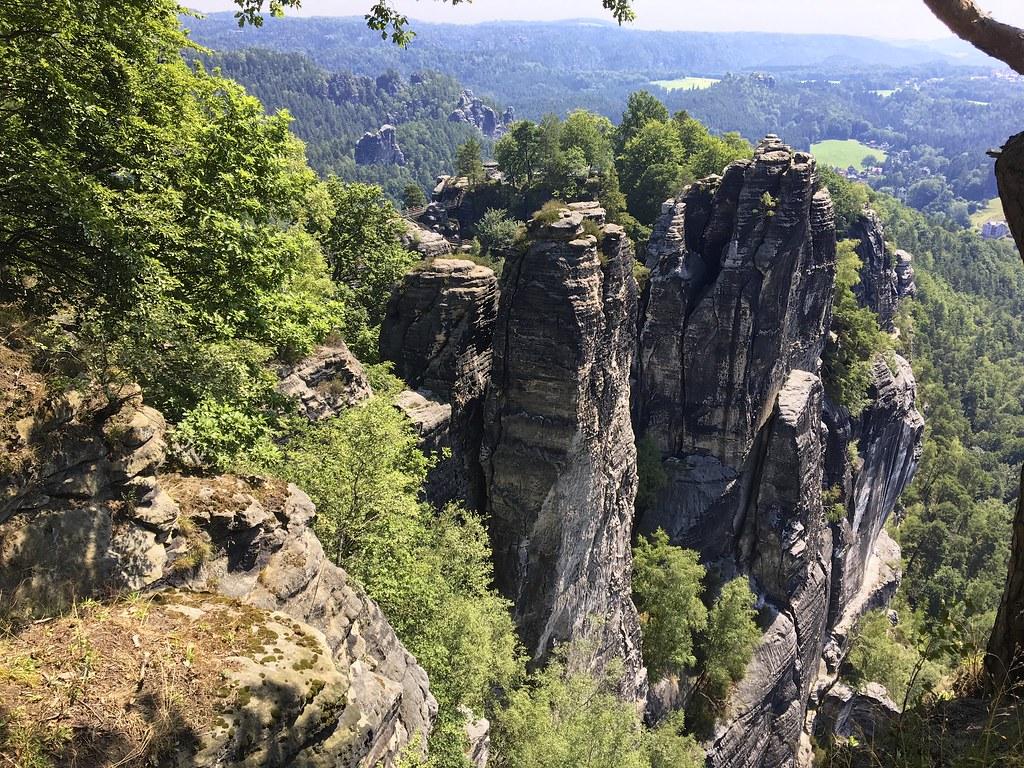 Saksin Sveitsi ja Bastei
