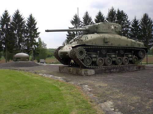 M4A1 Sherman mit Gußwanne