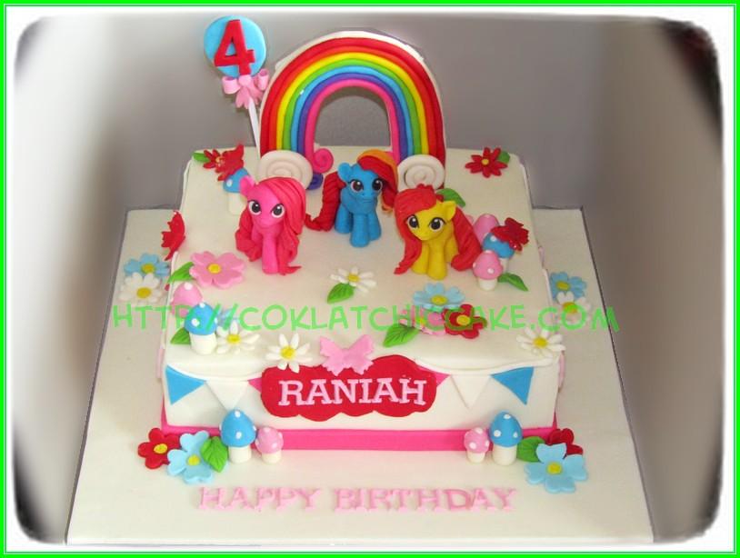 Cake MLP Raniah