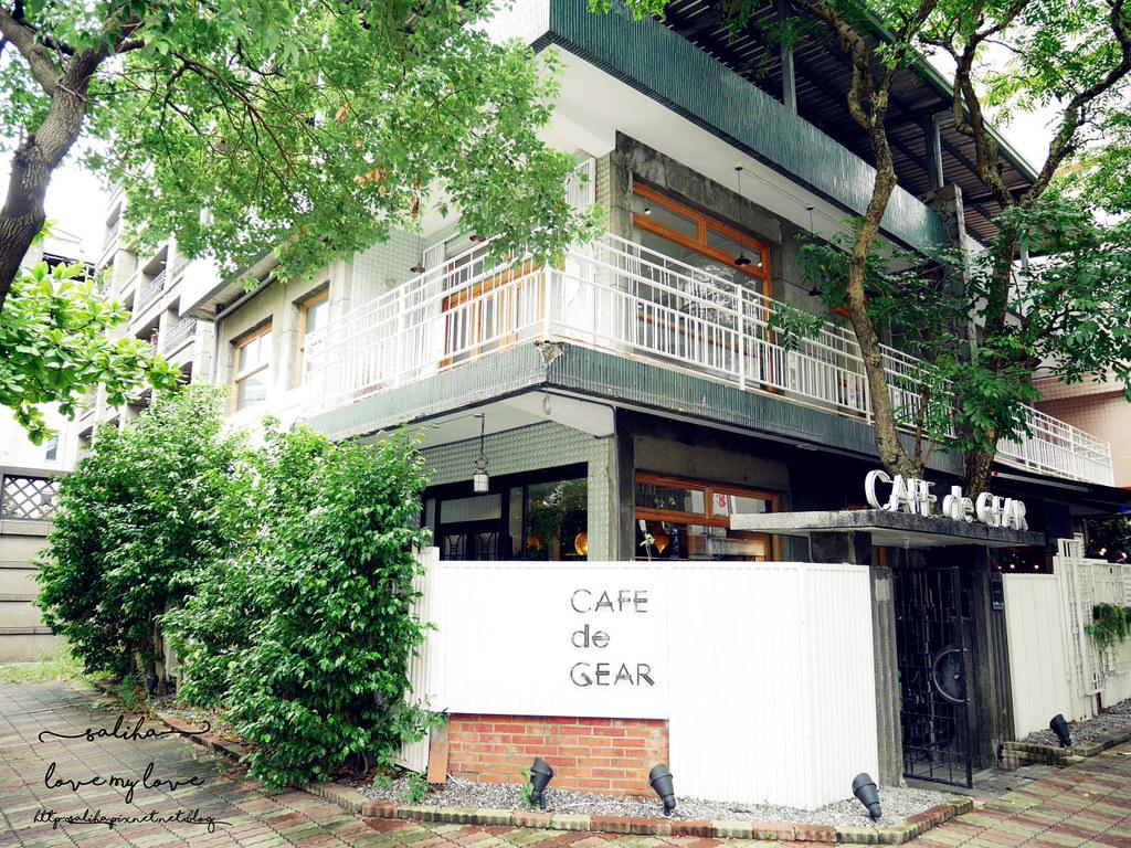 cafe de gear捷運中正紀念堂站附近餐廳推薦 (15)