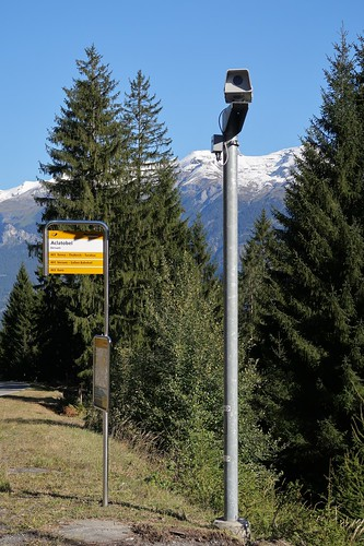 Versam/Tenna - Aclatobel Tunnel