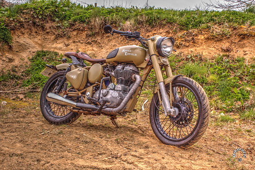 (Indian) Royal Enfield 500