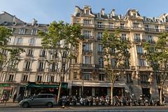 Avenue de Villiers - Paris (France)