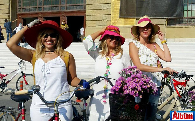 Süslü Bisiklet turu