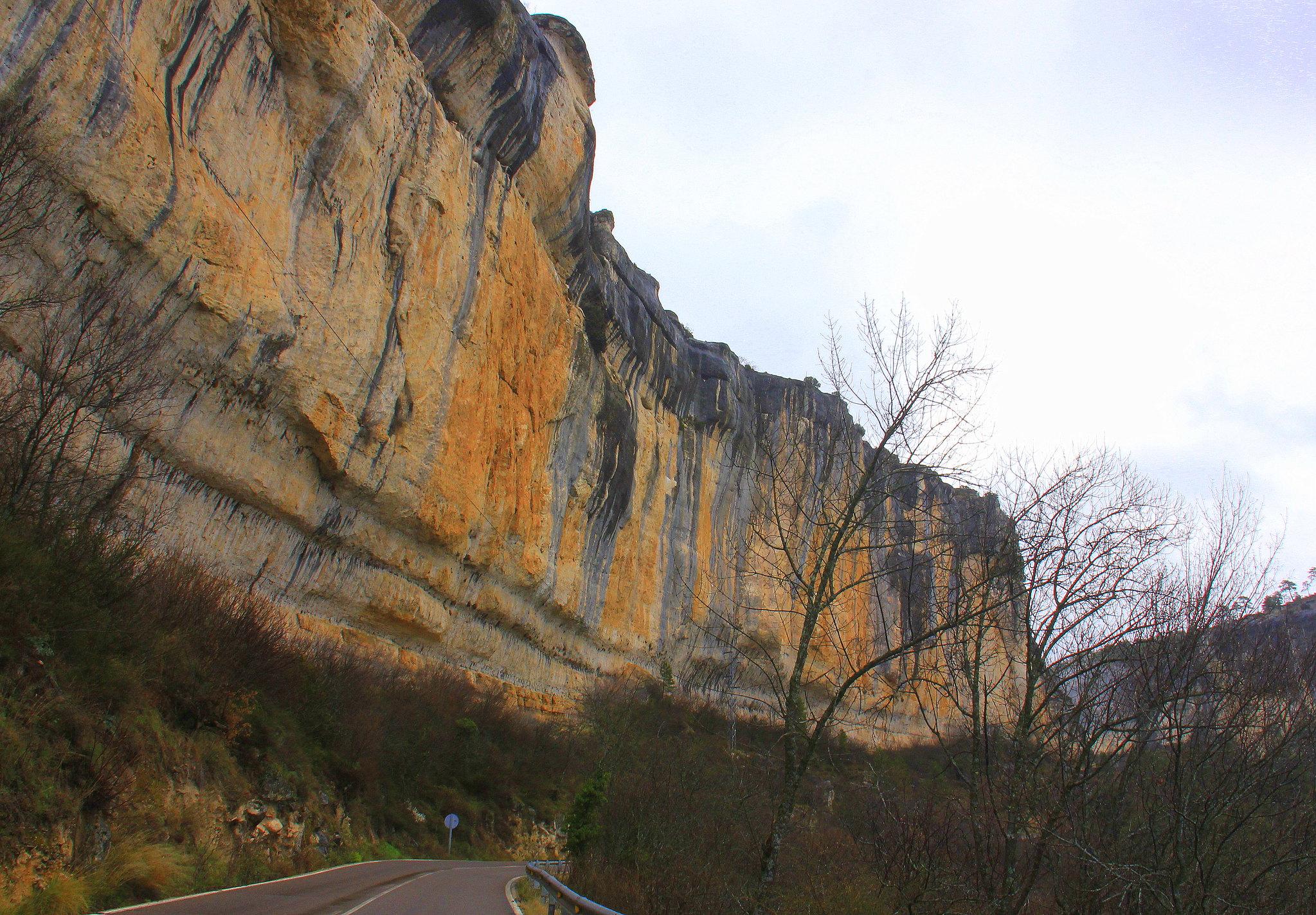 Central Spain highlands