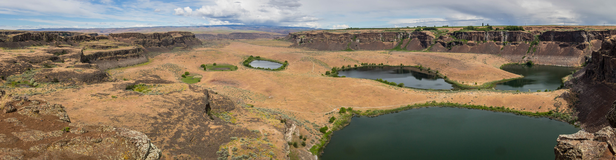Coulee panorama