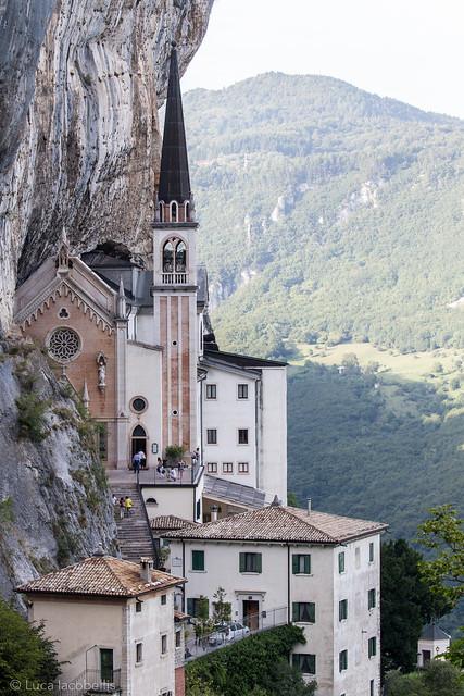 Flickriver most interesting photos tagged with for Santuario madonna della corona