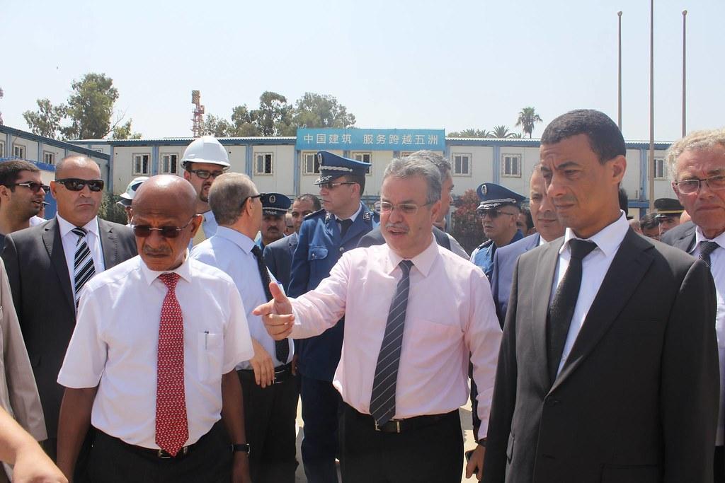 مشروع جامع الجزائر الأعظم: إعطاء إشارة إنطلاق أشغال الإنجاز - صفحة 20 36653752892_aab3214e81_b